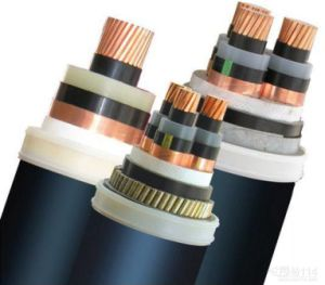 Copper (Aluminum) XLPE Insulated PVC Sheathed Steel Strip (Steel Wire) Armored Power Cable