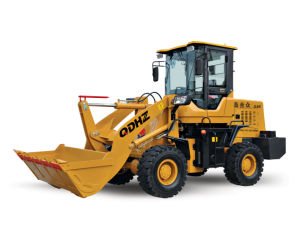 Mini Wheel Loader with Ce
