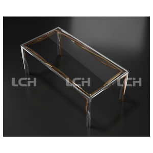 Glass Modern Design Coffee Table for Living Room pictures & photos