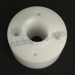 Precision CNC Machining POM Delrin Plastic Part with Turning Milling pictures & photos