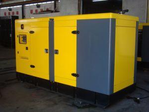 160kVA 128kw Yuchai Silent Diesel Generator Soundproof Enclosure pictures & photos