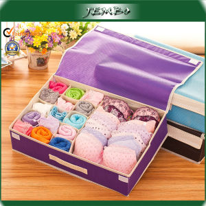 Promotional Foldable Non Woven Storage Box pictures & photos