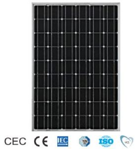 290W TUV/CE/IEC/Mcs Approved Mono Crystalline Solar Module (ODA290-36-M) pictures & photos