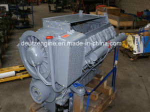 Deutz F10L413f Diesel Engine for Construction or Industrial Machinery pictures & photos