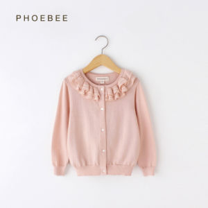 Phoebee Kids Knitting/Knitted Clothing Girls Clothes for Spring/Autumn pictures & photos