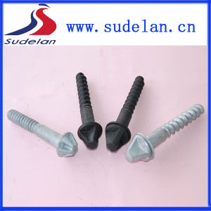 Special Head Screw Spikes and Threaded Inserts