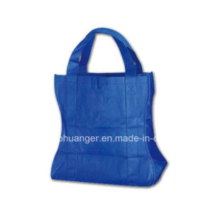 Hot Sale Folded Non Woven Shopping Bag for Promotion