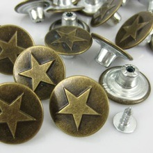 Metal Claw Button for Garment pictures & photos