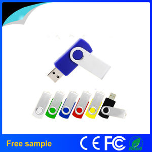 Promotional Gift Free Sample 8GB Swivel USB Flash Drive