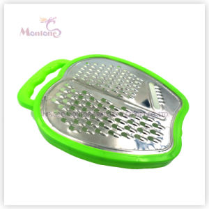 Kitchen Tool Stainless Steel Vegetable/Fruit Grater with Container pictures & photos