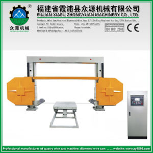 Zy-Shxj1500 CNC Wire Saw Machine