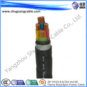 Low Voltage/XLPE Insulated/PVC Sheathed/ Armoured Cable Sizes pictures & photos