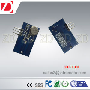Small Size Zd-Tb06 315/433MHz Wireless Transmitter Module for Long Working Range pictures & photos