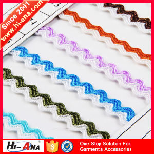Your One-Stop Supplier Good Price Zig Zag Tape pictures & photos