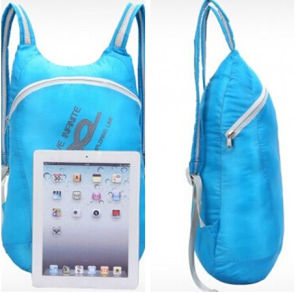 Fashion Foldable Water Resistant Travel Backpack (57019) pictures & photos