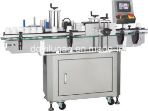 Vertical Sticker Labeling Machine pictures & photos