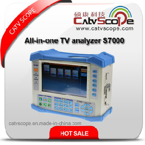All-in-One TV Analyzer S7000