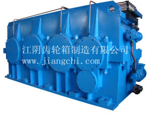 Gear Units for Open -Type Rubber Mixing Mills pictures & photos