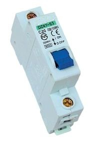 Mini Circuit Breaker with High Breaker Capacity pictures & photos