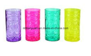 Plastic Cup with Assorted Colores