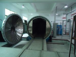 High Pressure Galss Autoclave for Glass Process pictures & photos