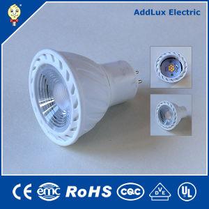 110V 220V Dimmable 5W Gu5.3 COB LED Spotlight Lighitng pictures & photos