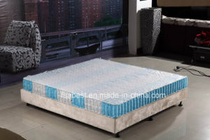 Durable Compressed Zone Pocket Spring for Mattress pictures & photos