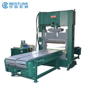 320ton Semi Automatic Stone Concrete Block Hydraulic Splitting Guillotine Machine pictures & photos