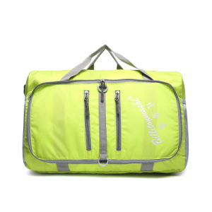 2016 Outdoor Hiking Travel Sports Waterproof Bag Folding Backpack pictures & photos