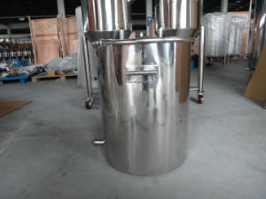 Stainless Steel 200L Lided Drum pictures & photos