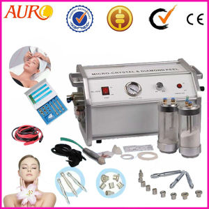 Diamond and Crystal Microdermabrasion Skin Peeling Beauty Machine pictures & photos