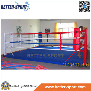China Floor Grounded Boxing Ring From Better-Sport pictures & photos