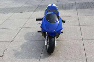 Gas Powered Super Kids Bike 49cc Mini Pocket Bike pictures & photos