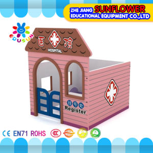 Supermarket House/Wooden Kids Playhouse /Children Play House (XYH12140-3)