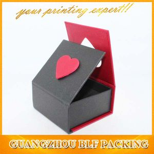 Folding Paper Jewelry Box (BLF-GB456) pictures & photos