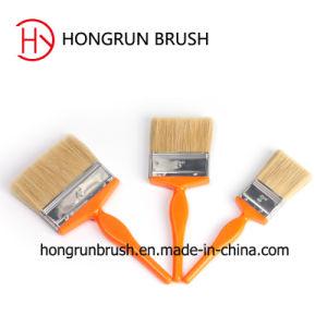 Plastic Handle Bristle Paint Brush (HYP021) pictures & photos