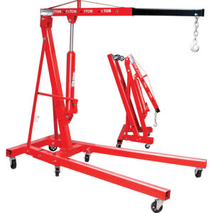 6, 600lbs Heavy Duty Shop Crane HP-C3 Engine Crane