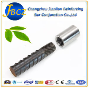 Construction Materials Concrete Reinforcing Steel Rebar Mechanical Splice Coupling pictures & photos