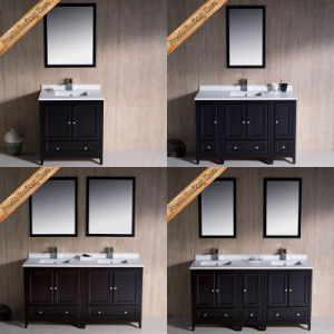Fed-1067A 30 Inch Best Selling Quartz Modern White Bathoom Vanities pictures & photos