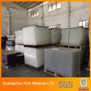 Hard Plastic PMMA Sheet Clear Acrylic Sheet pictures & photos