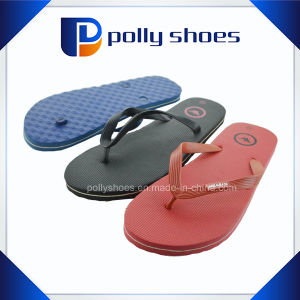 Free Logo Imprint Male EVA Flip Flop New Design pictures & photos