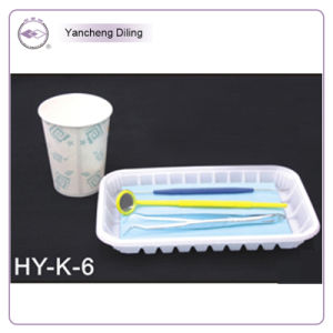 Medical Disposable Set Dental Instruments Kits (HY-K-5) pictures & photos
