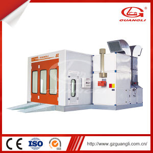Guangli Manufacturer Ce Approved Popular Water Paint Spray Paint Booth (GL4000-A3) pictures & photos
