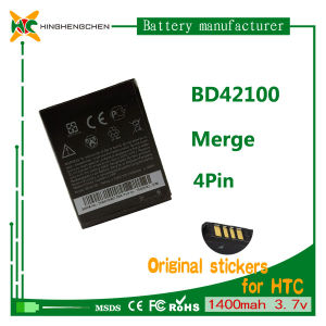 Best Selling The Cell Phone Battery for HTC Merge pictures & photos