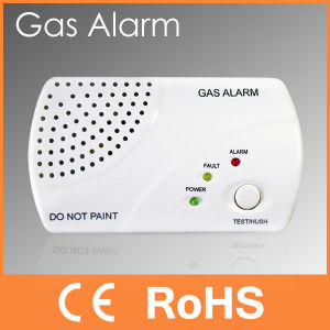 CE RoHS Methane Gas Alarm with Solenoid Valve (PW-936AC) pictures & photos