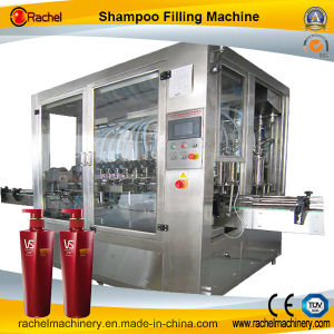 Automatic Liner Hair Shampoo Filler pictures & photos