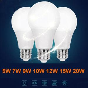 Factory Price E27 Certificated 15/12/9/7W E14 E27 LED Bulb Light pictures & photos