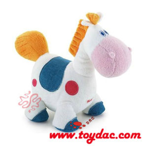 Plush Soft Donkey Baby Rattle Toy pictures & photos