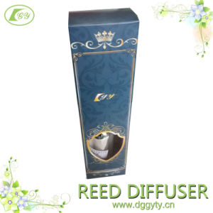 OEM Europe Style Fragrance Aromatherapy Essential Oil Reed Diffuser Car Air Cleaner, Perfume Gift Set pictures & photos