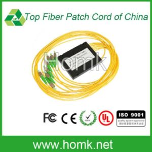 Fiber Optic Pigtail Tapered FC APC PLC Splitter pictures & photos